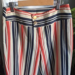 Vintage 60s Levi's Stay Prest striped bell bottoms